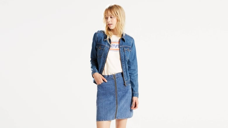8a3da5db4 It's denim skirt time — we found 10 of this season's best. | CBC Life