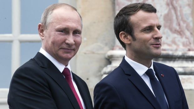 Stop inventing fictional threats from Russia - Putin to Le Figaro