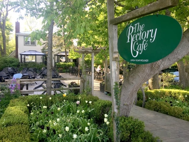 Rectory cafe