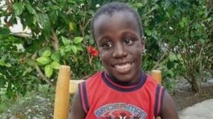 Haitian orphan and Calgary drummer bond through music