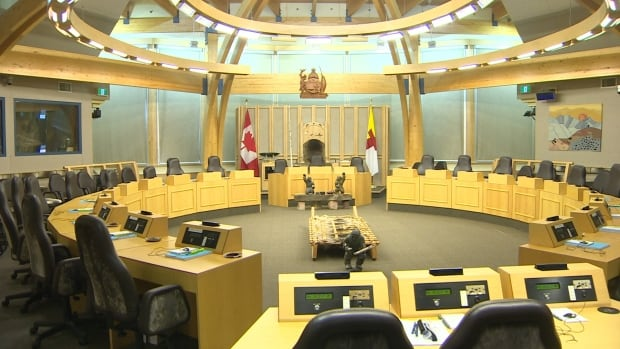 The chamber in Nunavut's legislature will soon be empty as MLAs finish off the final sitting before heading onto the campaign trail for this fall's territorial election.