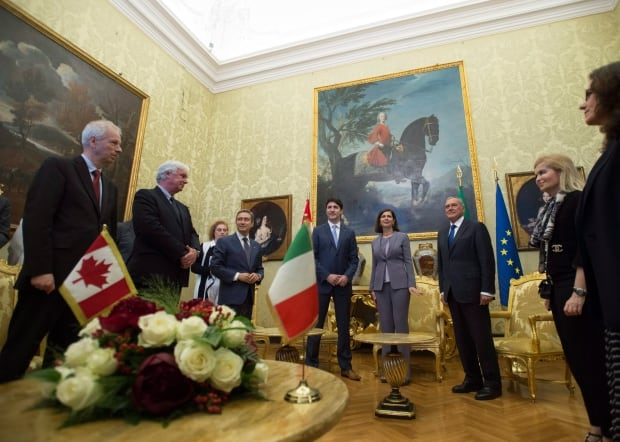 Trudeau Italy 20170530