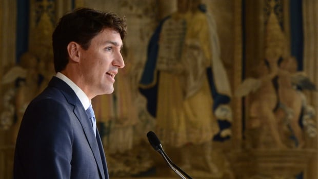 Prime Minister Justin Trudeau says the federal government isn't changing its position on the Trans Mountain pipeline expansion, regardless of whether the provincial government changes in B.C.