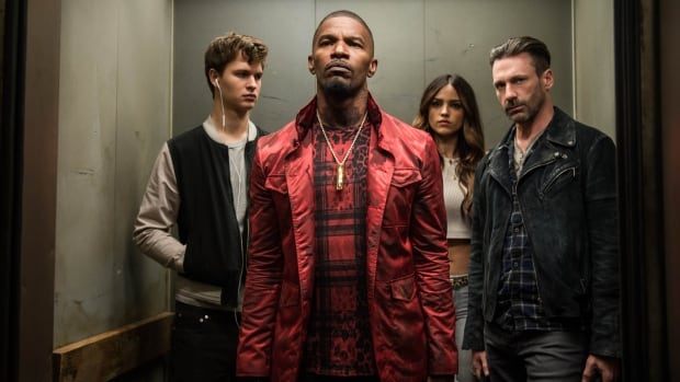 Nunn's Theater Habit: Baby Driver Crashes Into Theaters