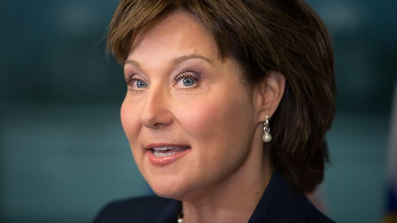 'I'm not really thinking about it': Christy Clark says she's not interested in federal Conservative leadership