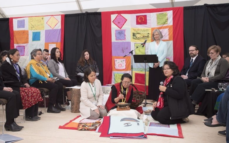 'If you're not outraged, you're not paying attention': MMIWG inquiry report includes 231 recommendations