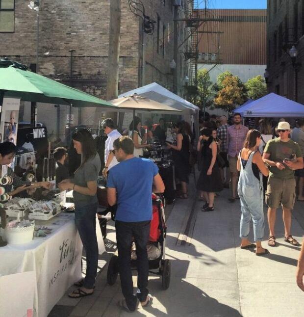 Alleyways Market