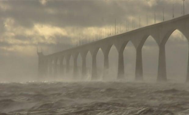 Bridge storm