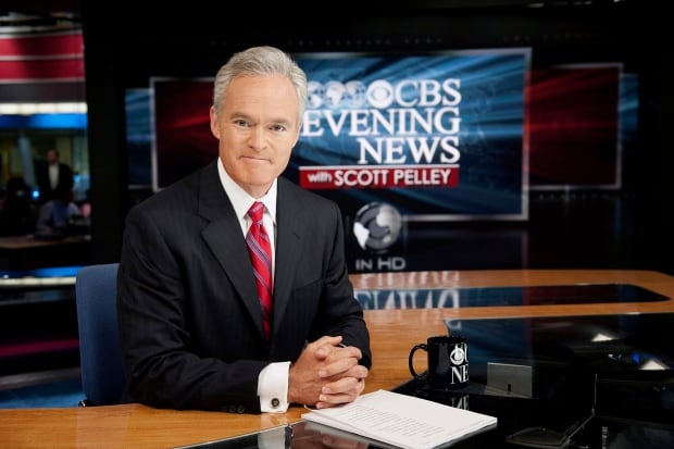 Pelley Departs As Anchor Of 'CBS Evening News'