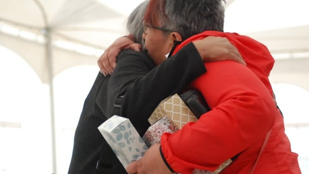 The National Inquiry into Missing and Murdered Indigenous Women and Girls has made a point of not rushing families or interrupting their testimony.