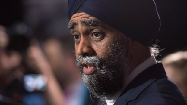Defence Minister Harjit Sajjan on Thursday announced with Foreign Affairs Minister Chrystia Freeland that Canada is extending its military mission against ISIS by two years.