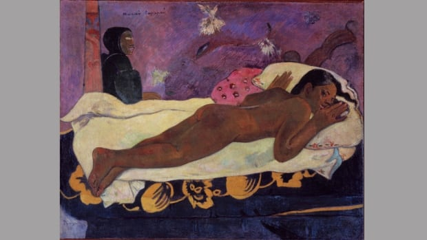 Afternoon of the Faun - Gauguin