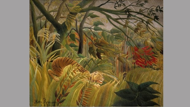 Afternoon of the Faun - Rousseau