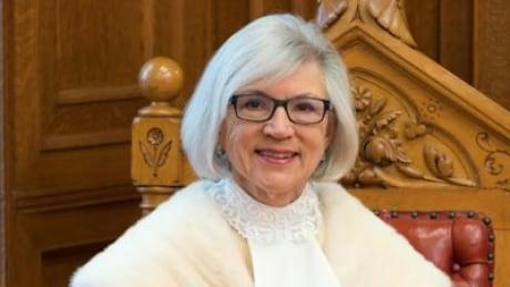 Chief Justice Beverley McLachlin