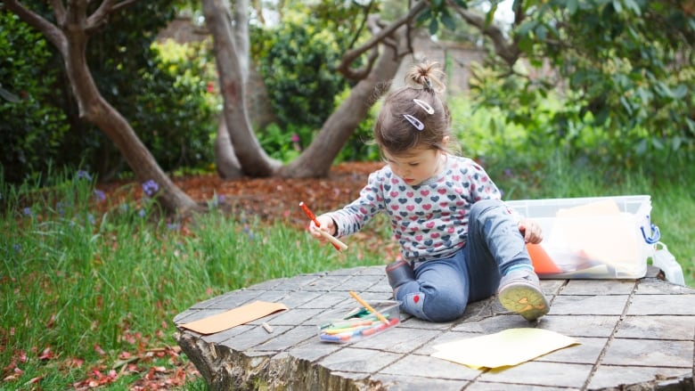 8 Easy Outdoor Activities For Your Busy Toddler Cbc Life