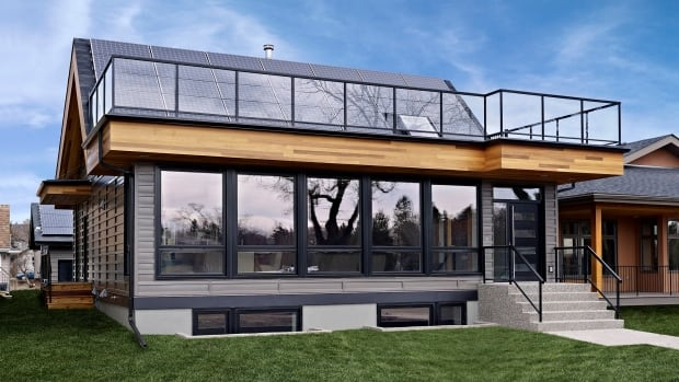 Edmonton a long way from target for net zero housing for Net zero canada