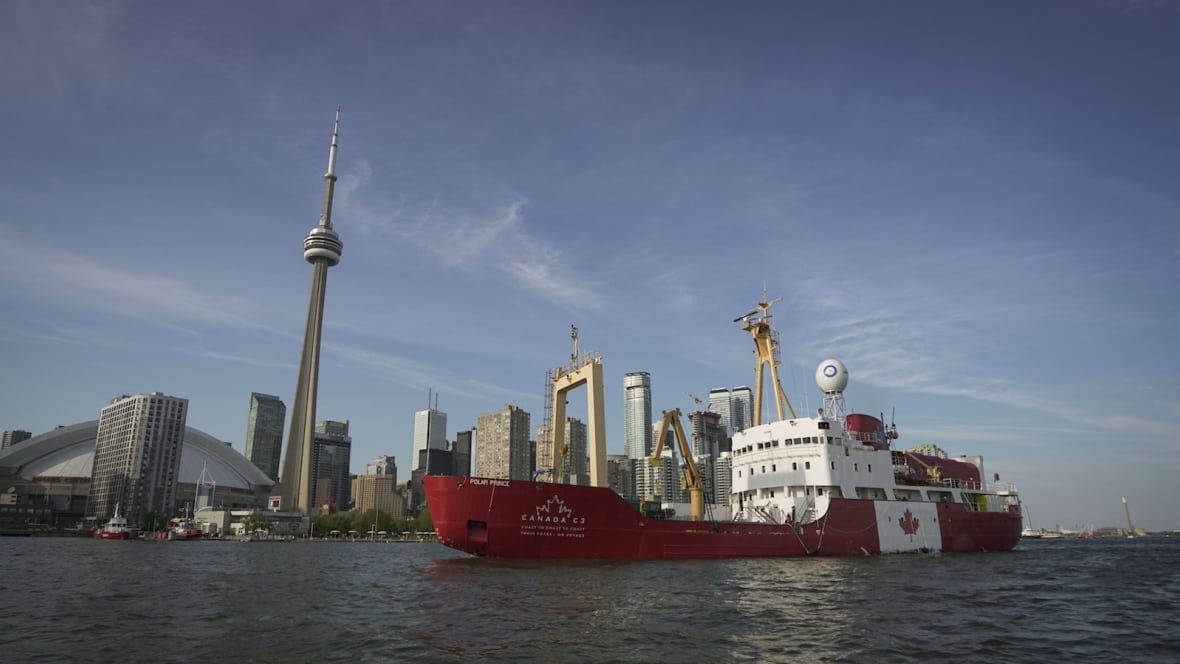Epic expedition around 3 Canadian coasts leaves Toronto ...