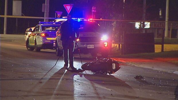 OPP: Number of fatal motorcycle collisions in GTA 'very alarming&#39