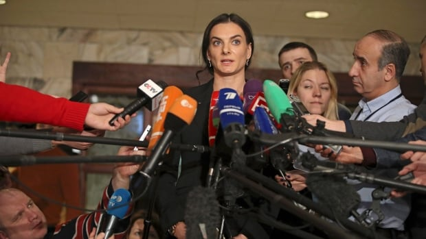 Former Russian pole vaulter Yelena Isinbayeva has stepped down as the chair for the Russian anti-doping agency.