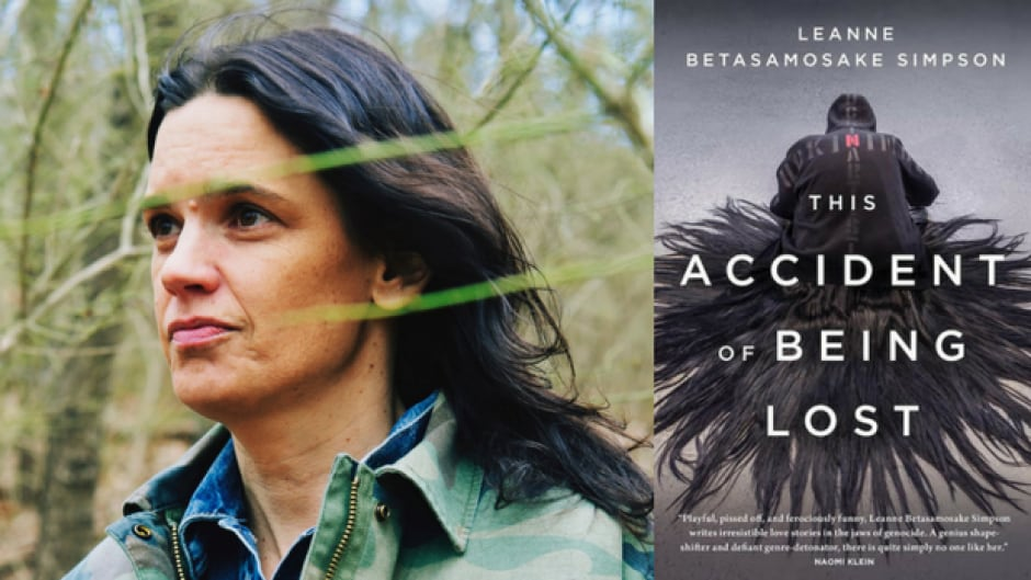 Leanne Betasamosake Simpson blends elements of Nishnaabeg storytelling, science fiction and contemporary realism through her collection of stories and songs.