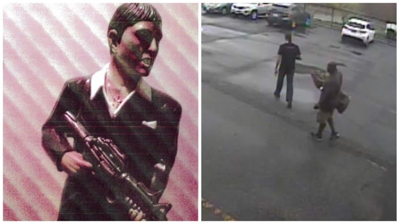 Cops Charged in Theft of Suspect's Scarface Statue