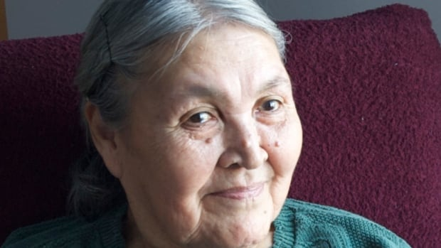 A photographic project soon to be an exhibit at the Ontario Science Centre aims to capture the faces of those hardest hit by the effects of climate change, like this Pangnirtung elder, Anna Akulujuk.