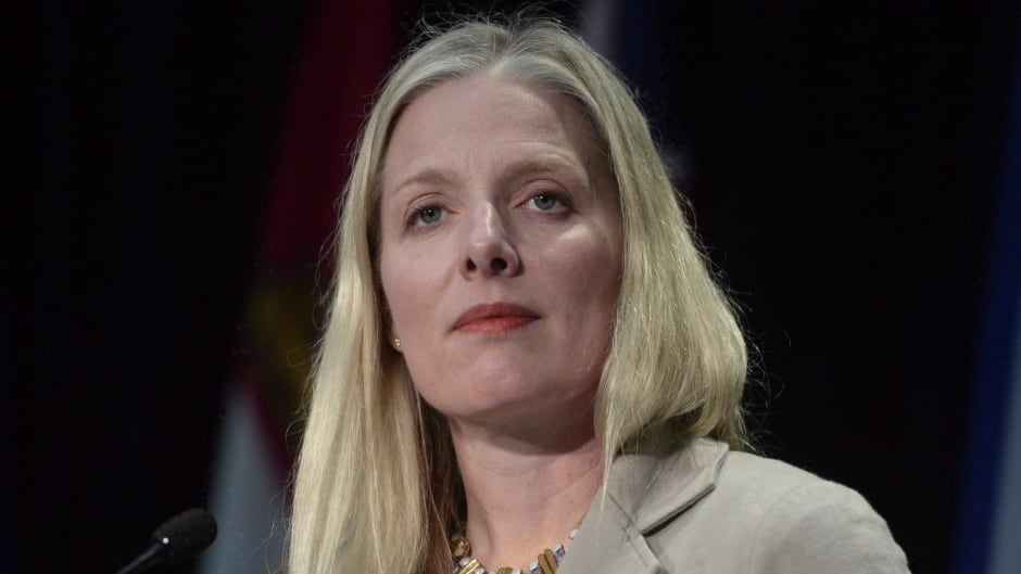 Environment and Climate Change Minister Catherine McKenna says Canada is deeply concerned about the future of the Paris Climate Treaty.