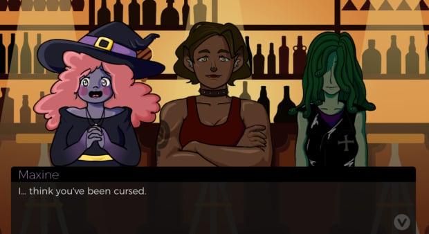 Free monster girl dating sim