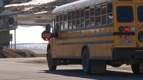 School Bus-Iqaluit