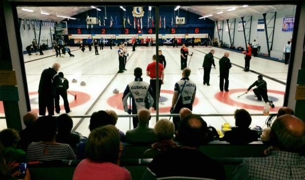 Mayflower Curling Club