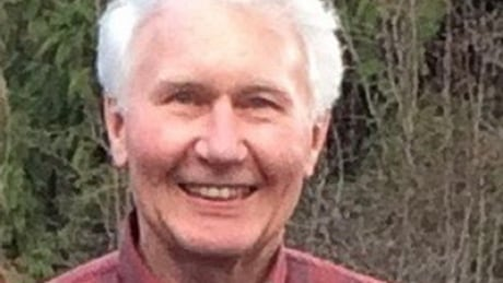 Tappen mudslide victim Roy Sharp