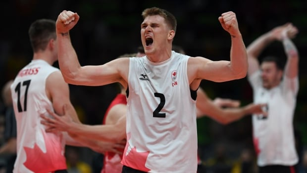 Canada downs Belgium 3-2 to open World League volleyball season