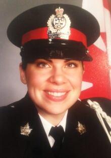 Angelina Rivers Waterloo Regional Police