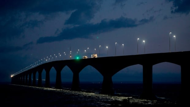 Straight Crossing, the company that operates the Confederation Bridge, is asking drivers how they'd feel about the fixed link switching to electronic-payments only overnight.
