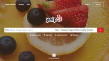 Yelp with Waterloo region