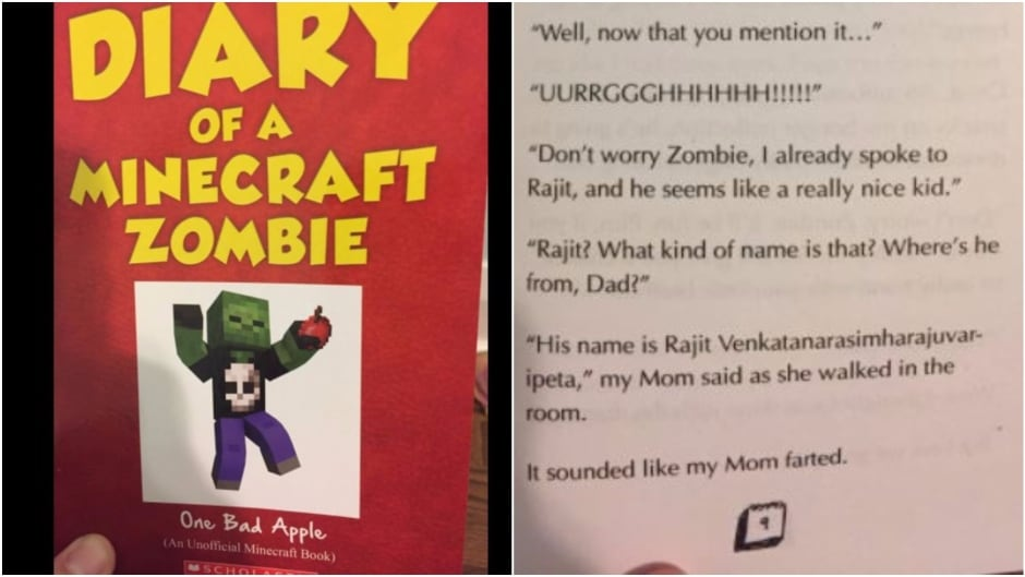 Diary of a Minecraft Zombie is part of a series of unofficial Minecraft fan-fiction books.