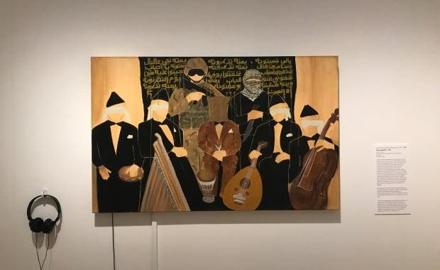 Sundus Abdul Hadi Painting
