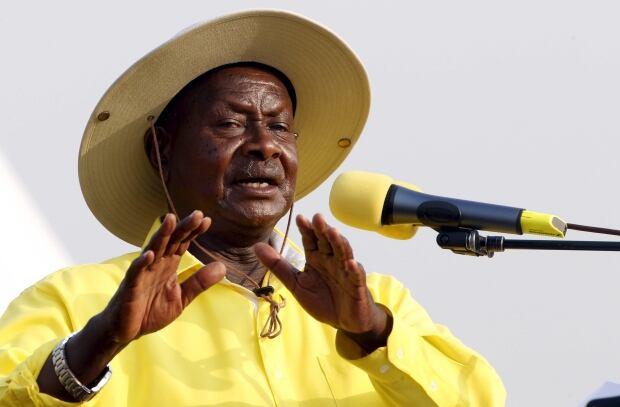 UGANDA-ELECTION/