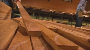 Trudeau government promises to defend lumber industry in face of new U.S. duties