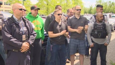 Surrey-RCMP-Protest