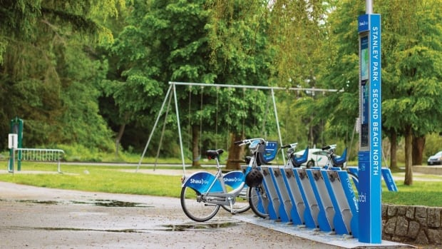 New Mobi Bike Share Stations Installed At Stanley Park British