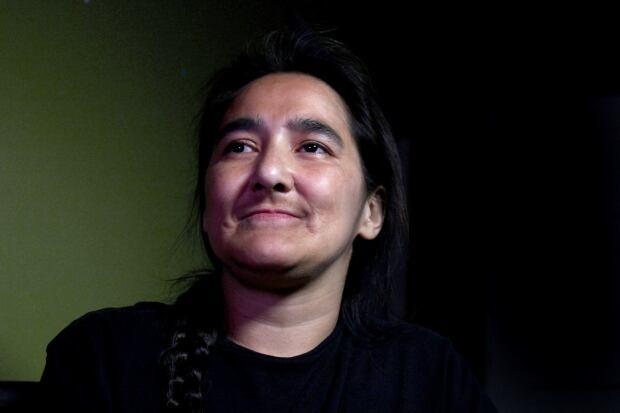 Debbie Roberts former crystal meth user Sask.