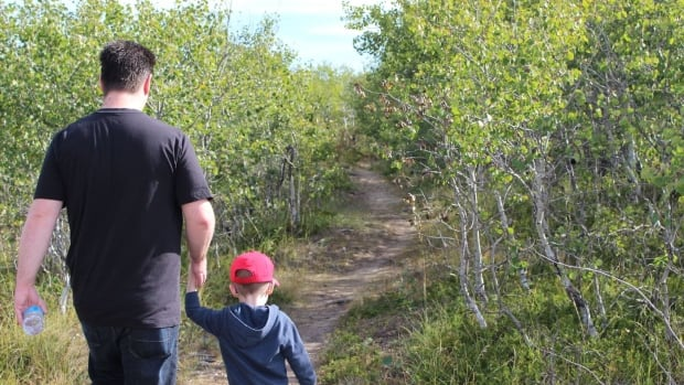 The Saskatchewan Trails Associations recommends being prepared if you plan on heading out for a hike this weekend.