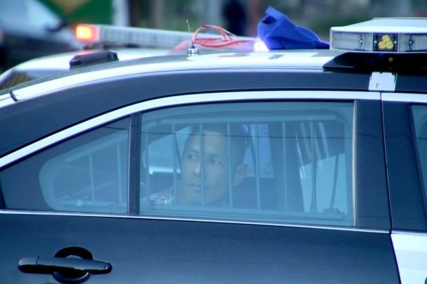 Keeton Gagnon murder suspect Calgary