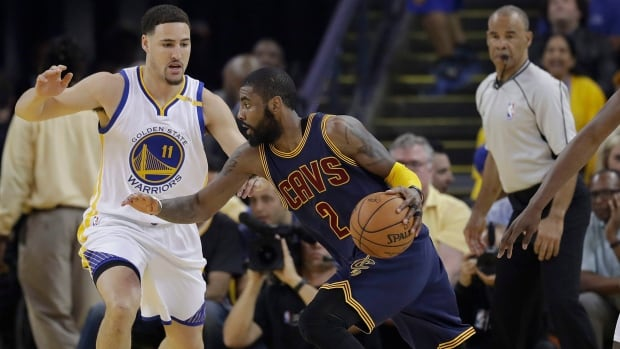 Sports world reacts to Warriors' Game 1 domination of Cavs