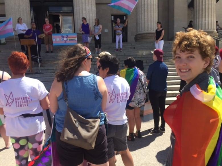 Winnipeg transsexual