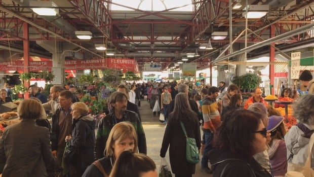 A citizens' group came up with a list of recommendations for improving the Jean-Talon Market. At least one merchant questioned their merit.