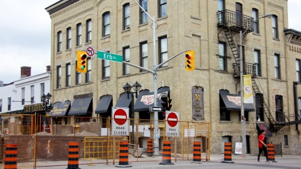 The region says it will meet with uptown Waterloo businesses next week to discuss the ongoing construction that business owners say has impacted them for three years.