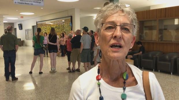 Helen Thomas Saskatoon May 2017