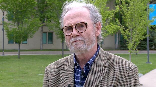 Peter Choate MRU professor social work